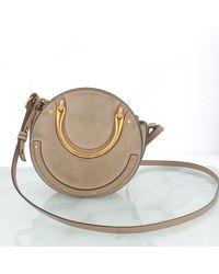 Chloé Pixie Other Suede Handbag - Multicolor