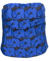 Dior Corset - Blue