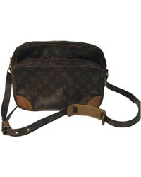 Louis Vuitton - Pre-owned Nile Cloth Crossbody Bag - Lyst