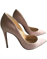 Christian Louboutin Pigalle Pumps - Pink