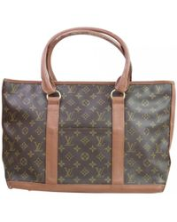 Louis Vuitton - Cloth Tote - Lyst