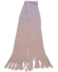 Zimmermann Wool Scarf - Pink
