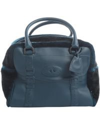 Mulberry - Green Leather - Lyst