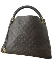 Louis Vuitton Artsy Leather Handbag - Brown