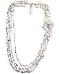 Chanel - Multicolour Metal - Lyst