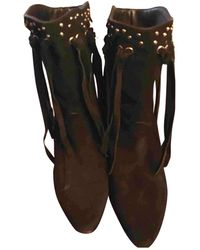 Giuseppe Zanotti Cowboy Boots - Black
