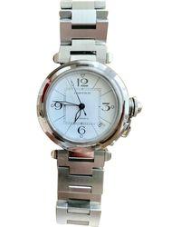 Cartier Pasha Watch - Metallic