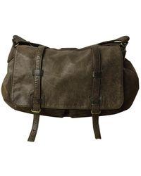 Belstaff Leather Handbag - Brown