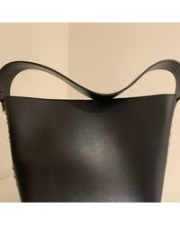Givenchy Infinity Leder Handtaschen - Schwarz