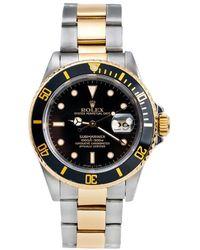 Rolex Submariner Uhren - Schwarz