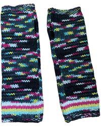 Missoni Cashmere Mittens - Multicolour