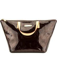 Louis Vuitton - Bellevue Patent Leather Handbag - Lyst
