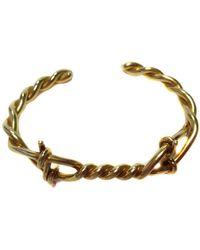 Tom Ford Silver Bracelet - Metallic