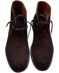 Church's Lace Ups - Brown