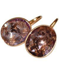 Pomellato Arabesque Pink Gold Earring - Metallic