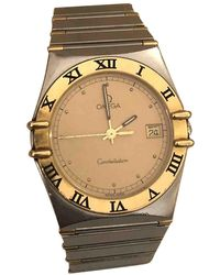 Omega Constellation Watch - Multicolour