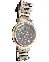 Hermès Clipper Chronographe Uhren - Mehrfarbig