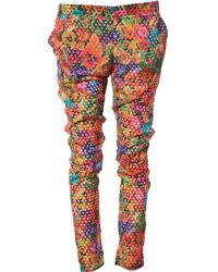 e896d6ce24011 adidas Originals X The Farm Company Passaredo Pants Multicolour - Lyst