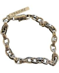 Chrome Hearts Silver Jewelry - Metallic