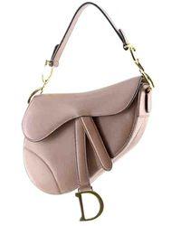 Dior Saddle Leder Handtaschen - Mehrfarbig