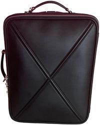 Loewe Leather Travel Bag - Multicolour