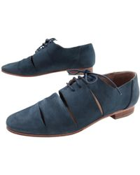 Hermès - Pre-owned Lace Ups - Lyst