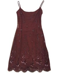 Max Mara - Mini Dress - Lyst