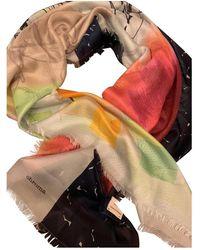 Chrome Hearts Halstuch - Mehrfarbig