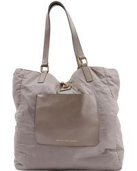 Marc By Marc Jacobs - Grey Cloth Handbag - Lyst