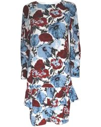 Dries Van Noten - Mid-length Dress - Lyst
