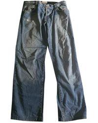 Dolce & Gabbana Jeans a sigaretta - Blu