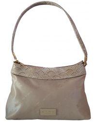 Etro Cloth Handbag - Natural