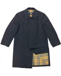 Burberry - Pre-owned Trenchcoat - Lyst