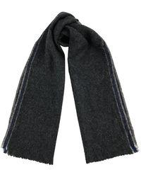 Comme des Garçons Wool Scarf - Gray