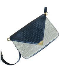 Alexander Wang Prisma Leather Handbag - Black