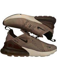 Nike Air Max 270 Sneakers - Natur