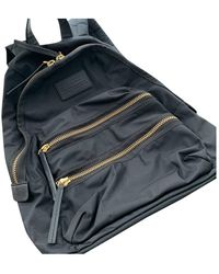 Marc By Marc Jacobs Black Synthetic Backpacks
