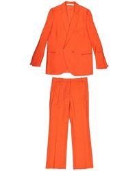 Stella McCartney Orange Viscose