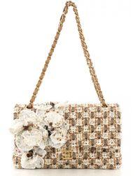 d4f1a7cc507a Louis Vuitton Monogram Tweed Tweedy Shoulder Hand Bag M92820 in ...