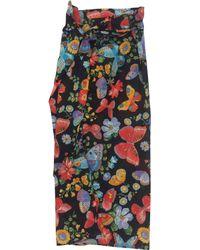 Loewe - Multicolour Cotton Swimwear - Lyst