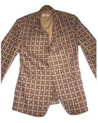 Dries Van Noten Suit - Natural