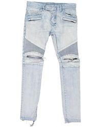 Balmain Slim jeans - Blau