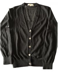 Michael Kors Wool Cardigan - Black