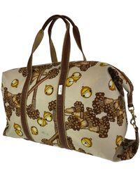 Loewe Cloth Travel Bag - Multicolor