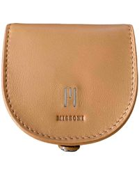 Missoni Leather Small Bag - Natural