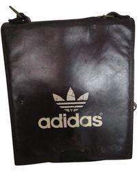 adidas Leather Bag - Brown