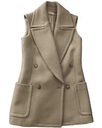 Michael Kors Wool Jacket - Multicolour