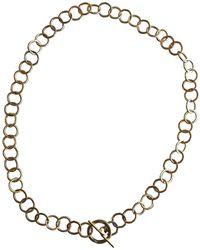 Pomellato Collar en oro blanco Lucciole - Multicolor