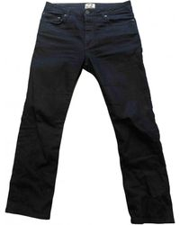Acne Studios Pop Slim Jeans - Blue