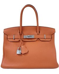 Hermès Borsa Birkin 30 in Pelle - Multicolore